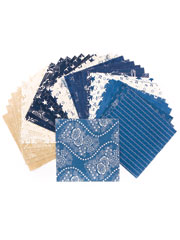 Indigo Crossing Charm Pack-42/pkg.