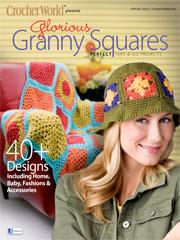 Glorious Granny Squares Spring 2013