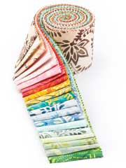 Keepsake Balis Batik Jelly Roll-20/pkg.