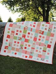 City Blocks Quilt Pattern