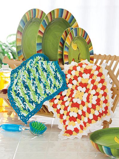Scrap Happy! Crochet for all Seasons 2015 Calendar