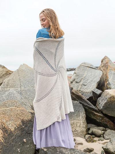 Desert Lily Blanket pattern