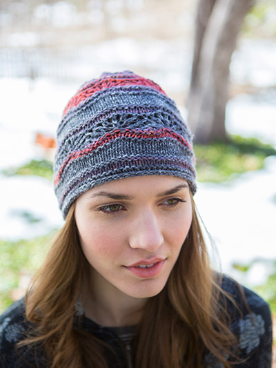 Cobbscook Hat Knit Pattern