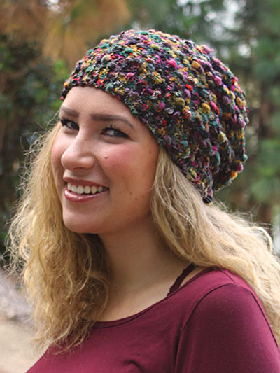 Chagall Hat Knit Pattern