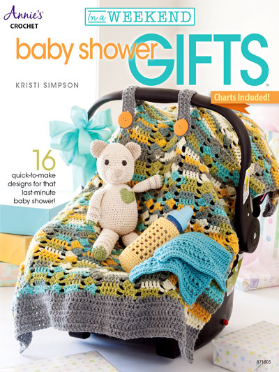 Ina weekend Baby SHower Gifts