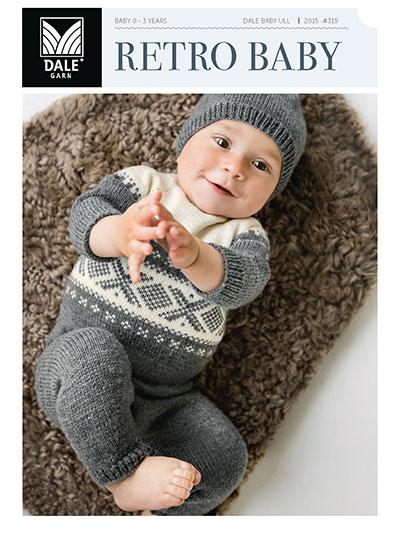 Retro Baby Knits