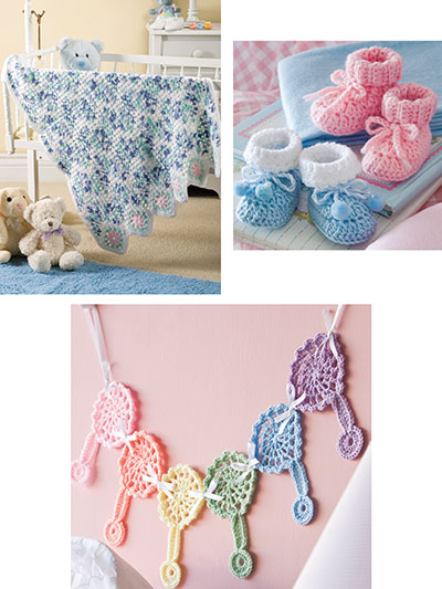 Easy to Crochet for Baby