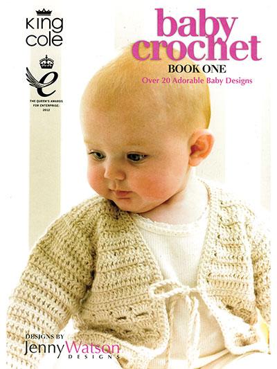 Baby Crochet Book One