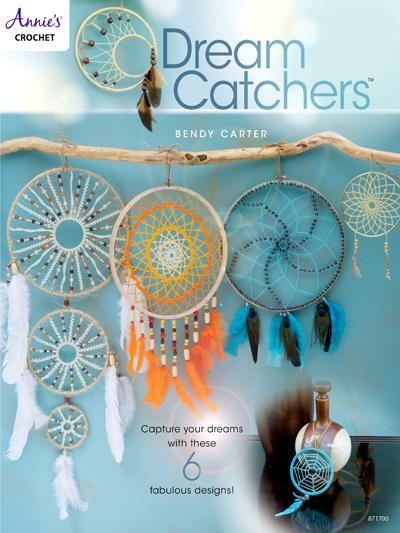 Dream Catchers Crochet Pattern Book