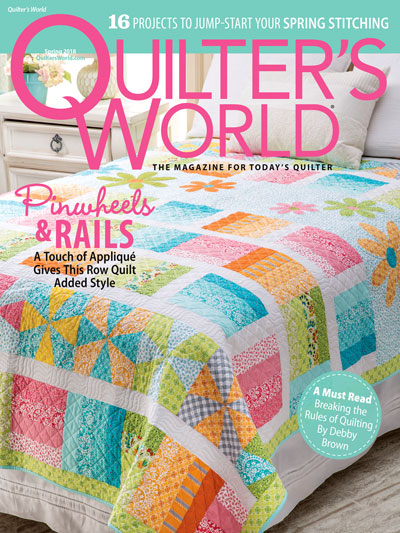 Shop for Quilter's World Magazine : quilting today magazine - Adamdwight.com