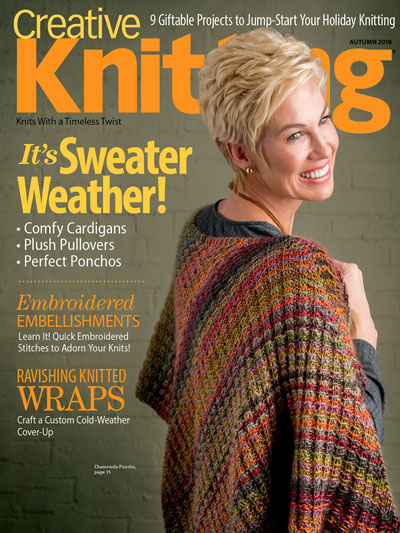 Creative Knitting Autumn 2018