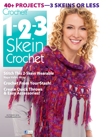 1-2-3 Skein Crochet