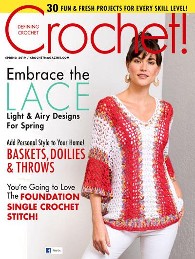 Crochet! Spring 2019