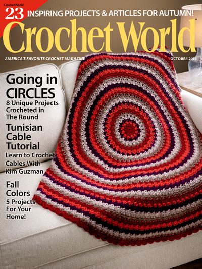 Crochet World October 2019