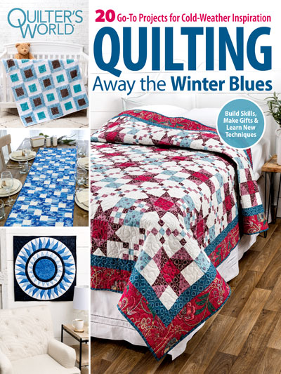 Quilting Away the Winter Blues