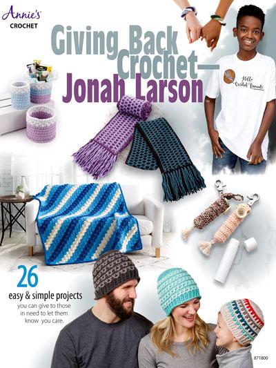 Giving Back Crochet--Jonah Larson