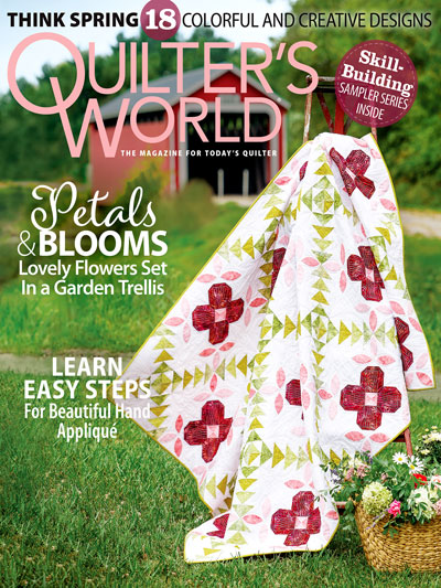 Quilter's World Spring 2021