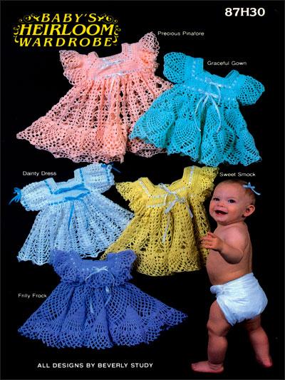 Baby's Heirloom Wardrobe