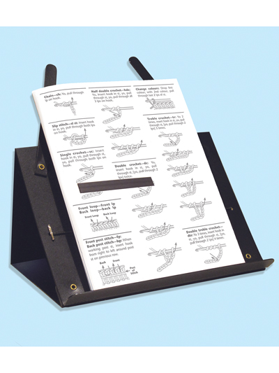 PROP-IT� Chart Holder, Bar Magnifier and Tote Bag