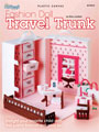 Fashion Doll Travel Trunk