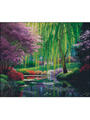 Willow Pond Cross Stitch Pattern