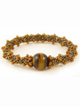 Tiger Eye Bracelet Kit