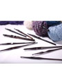 Laurel Hill Ebony Crochet Hooks