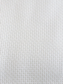 Monk's Cloth Fabric - 1 yd/pkg White
