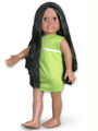 "The Springfield Collection® 18"" Doll - Hispanic"