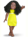 "The Springfield Collection® 18"" Doll - African-American"