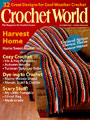 Crochet World October 2009