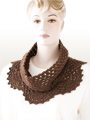 Quick Lacy Cowls Crochet Pattern Pack