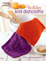 Holiday Knit Dishcloths Knit Patterns