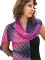 Counterpoint Scarf Knit Pattern
