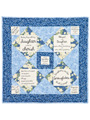 Forever My Daughter Quilt Kit, Pattern w/ Panel or Panel