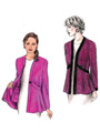 Flounce About Jacket Sewing Pattern