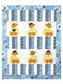 Just Ducky Baby Quilt Pattern