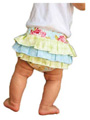 Fancy Ruffled Diaper Cover Sewing Pattern