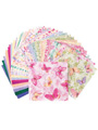 Watercolor Garden Charm Pack - 40/pkg.