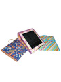 Quilted Tablet Wedge Case Sewing Pattern