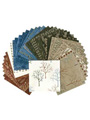 Shaded Oaks Flannel Charm Pack - 42/pkg.