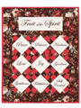 Fruit of the Spirit Quilt Kit, Pattern or Panel