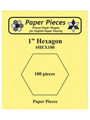 Hexagon Paper Pieces