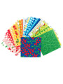 Eat Your Fruits 'n Veggies Prints Charm Pack - 42/pkg.