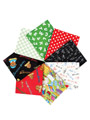 Bear Country School Fat Quarters - 8/pkg.