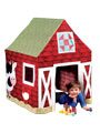 Old McDonald's Playhouse Sewing Pattern