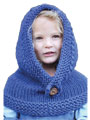 Warmest Hood Knit Pattern