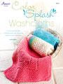 Color Splash Washcloths Knit Pattern
