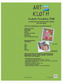 Art Kloth Foundation Cloth with Tote Sewing Pattern
