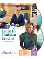 Learn to Tunisian Crochet Class DVD